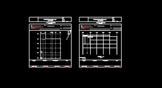 Descarga formato de hojas en autocad para ploteos for Planos topograficos pdf