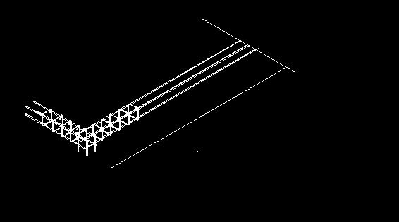 Isometrico Armado Union Viga-columna