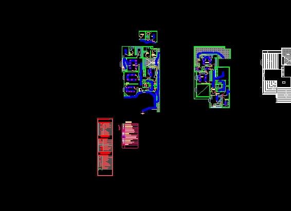 Plano residencial
