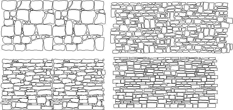 Texturas de Piedra
