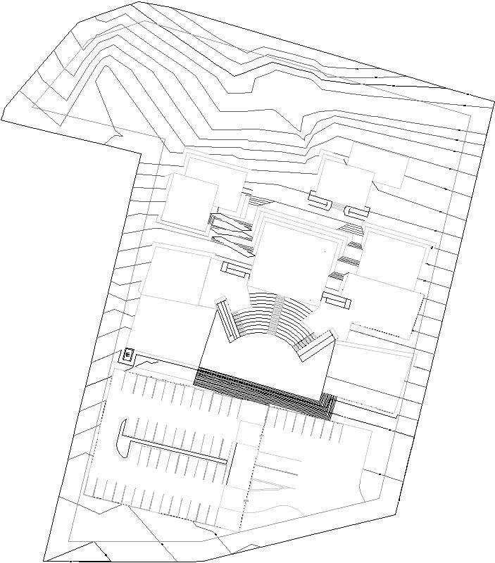 Terreno con Plataformas Master Plan