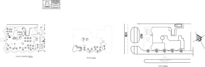 planos restaurantes