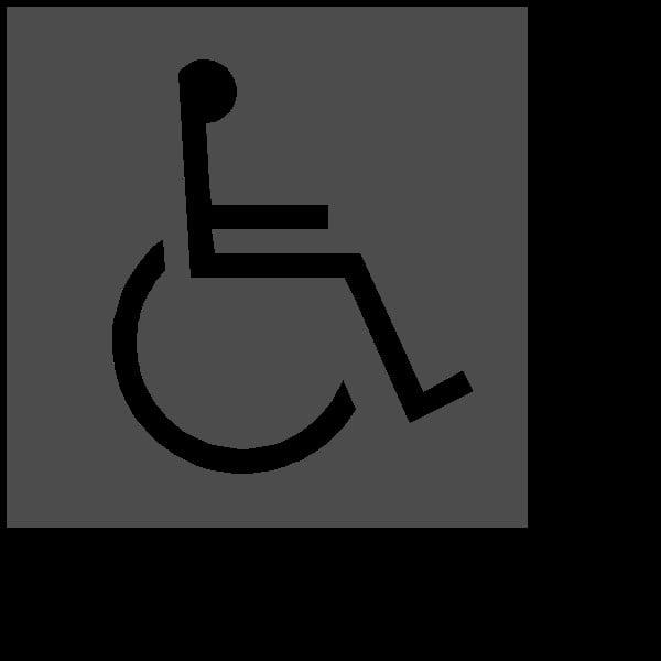 símbolo internacional accesibilidad