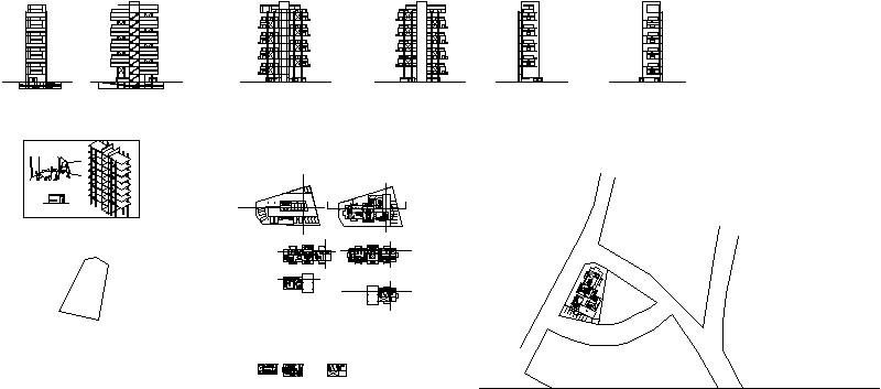torre departamental