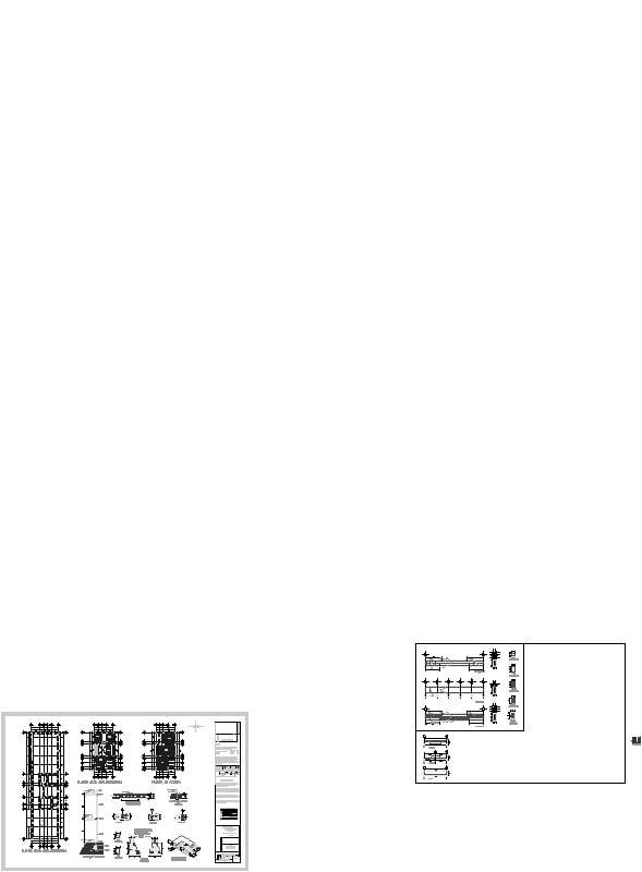 Plano Estructural Casa Habitacion