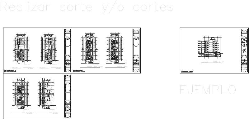 Departamentos 5 pisos