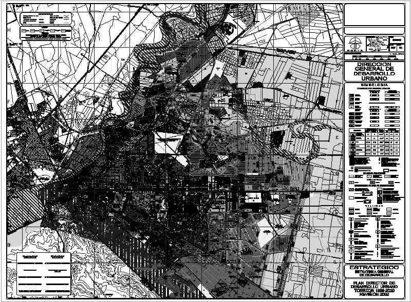 Plan director de desarrollo urbano de Torreón