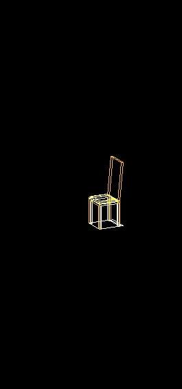 Silla 3D