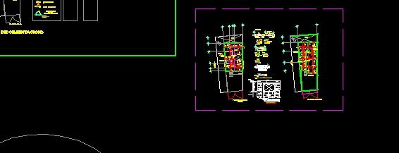 Descarga gratis planos y bloques en autocad sobre for Terrazas tlahuac