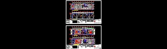 Planos De Edificio De Universidad