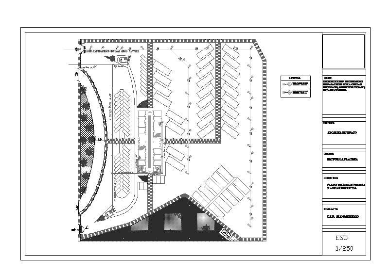 Planos De Terminal De Pasajero