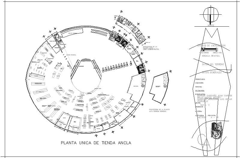 Planta Tienda