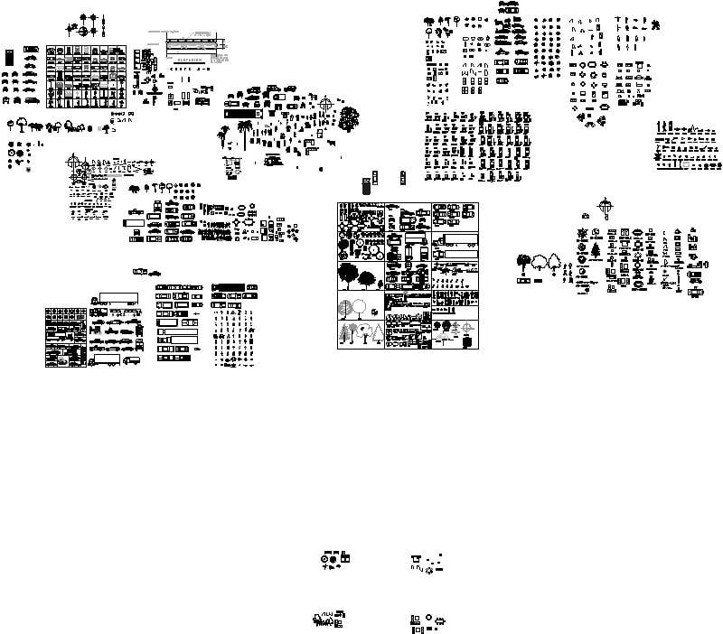 colección de 500 bloques