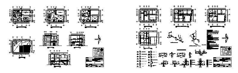 planta de departamentos