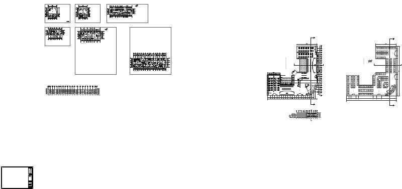 planta arquitectónica de prisión