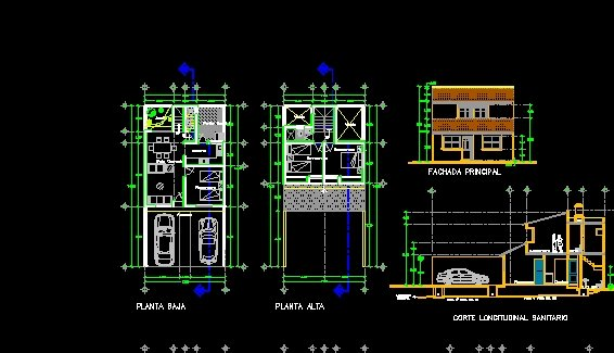 Descarga gratis casa de 100 metros cuadrados planos y - Planos de casas de 100 metros cuadrados ...