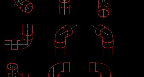 piezas isometrico