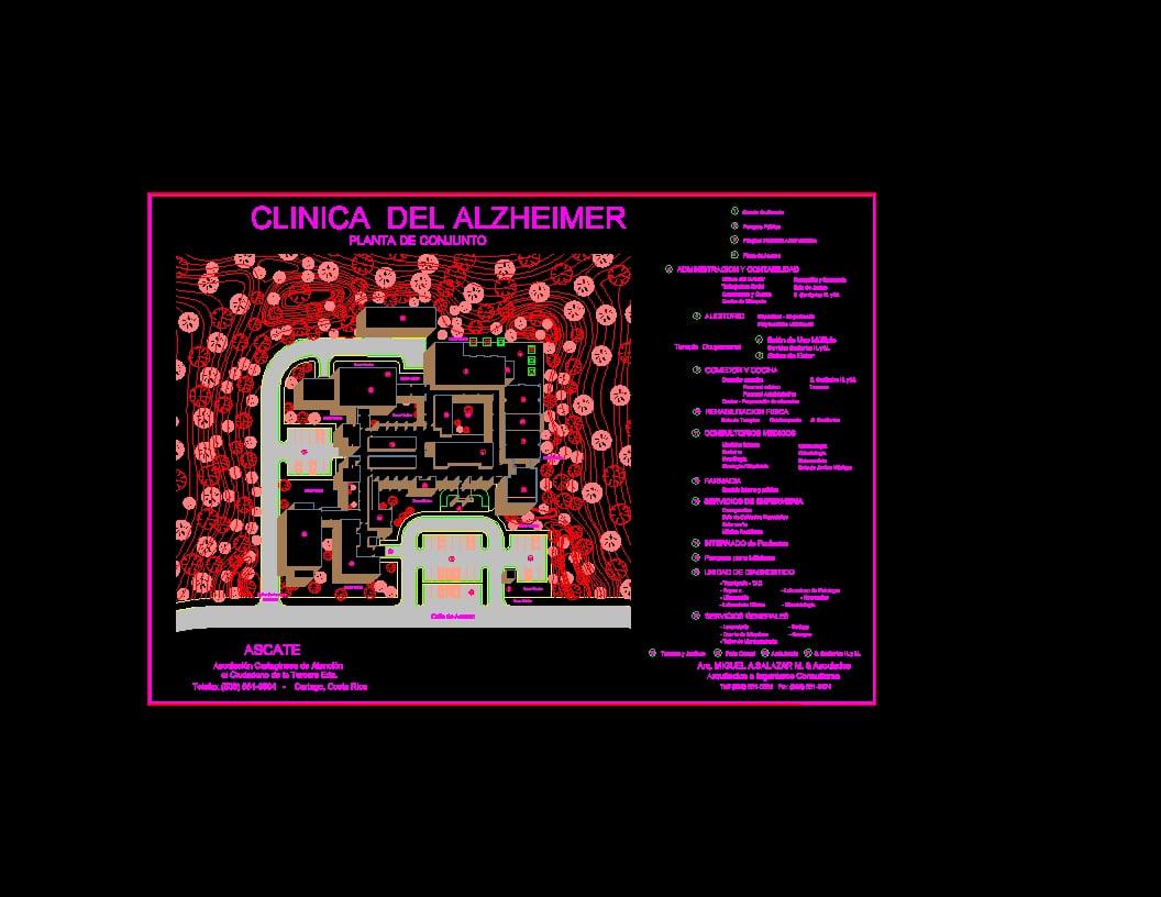 Clinica del Alzheimer