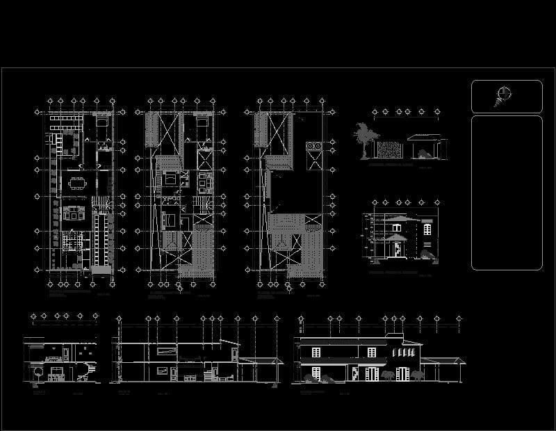 Plano Casa Hab 500m2