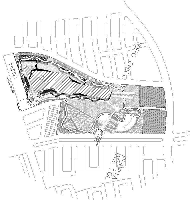 plano de macro plaza