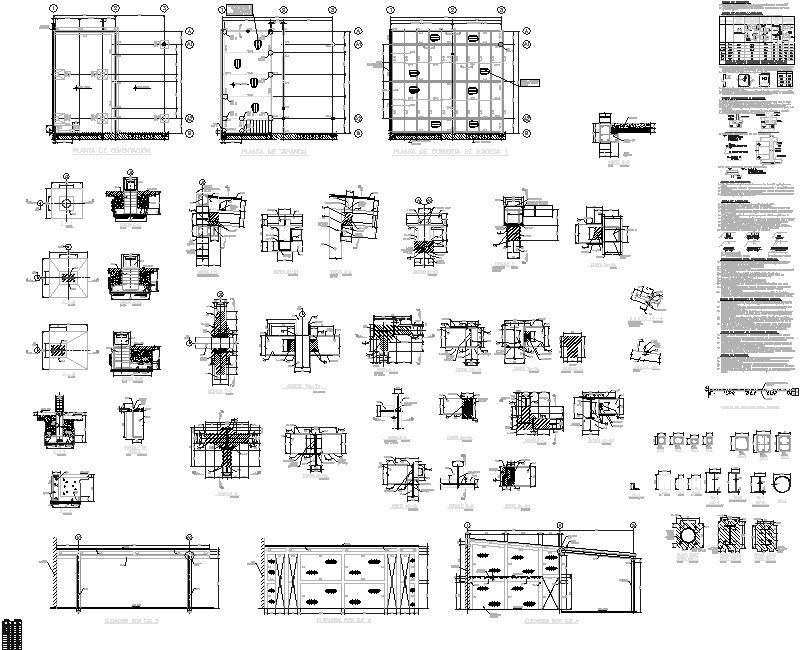 Descarga Gratis Estructuras Metalicas Archivo Tipo Dwg