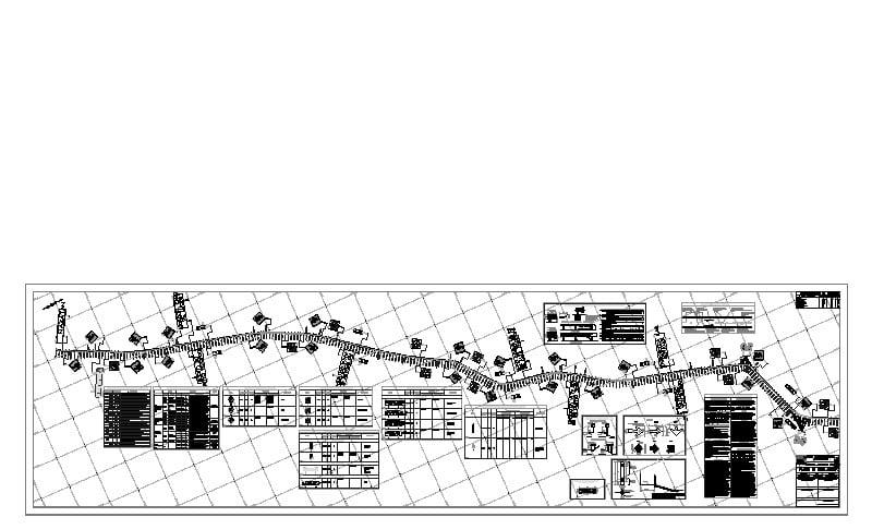 Ejemplo de proyecto de señalamiento carretero