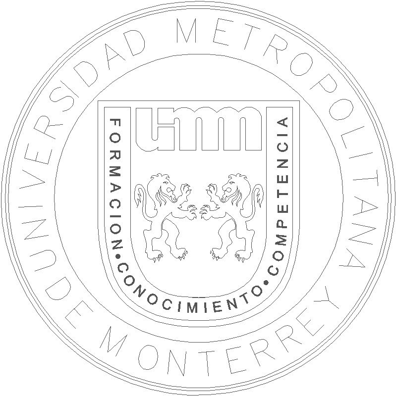 logo universidad metropolitana de monterrey