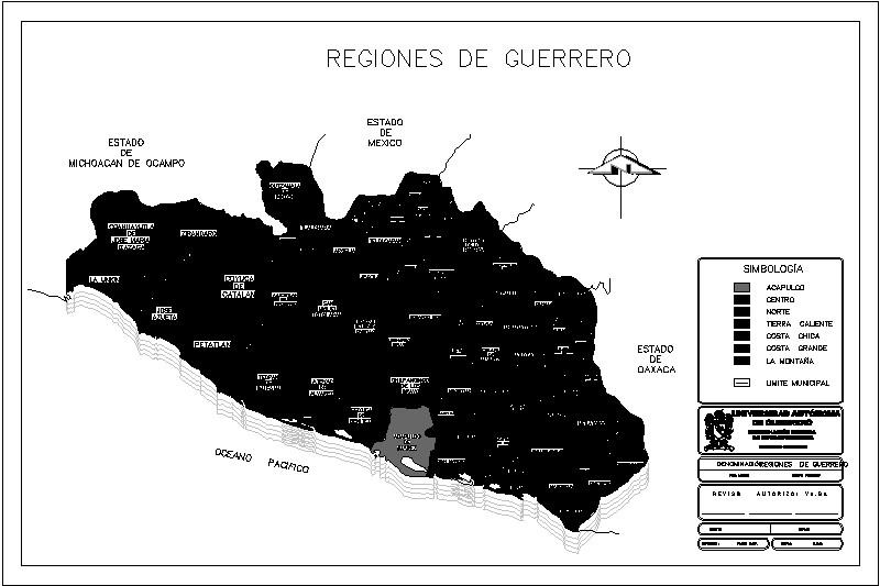 Regiones De Guerrero