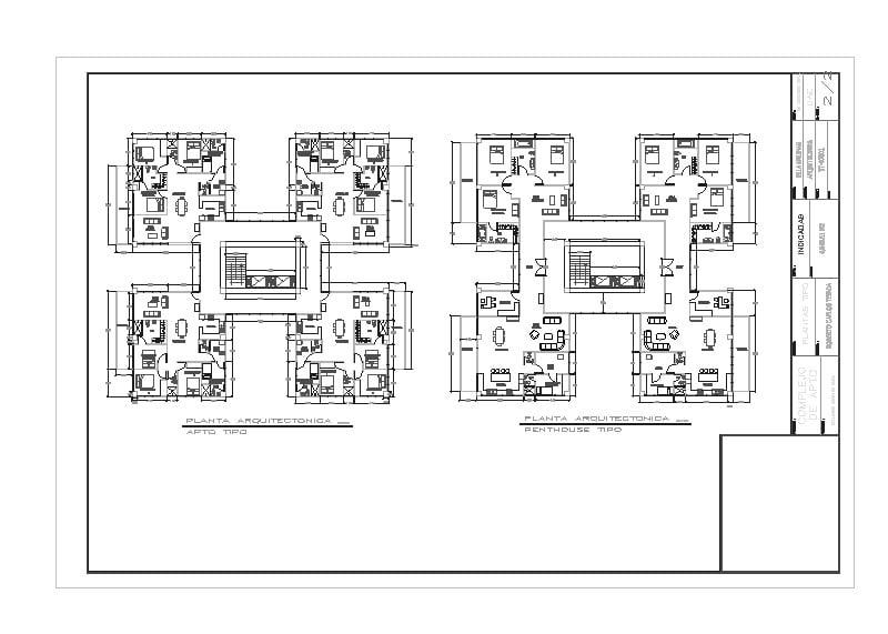 Complejo de apartamentos