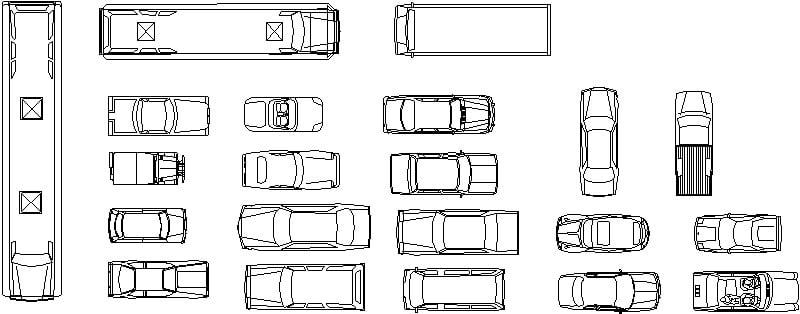 Conjunto de autos