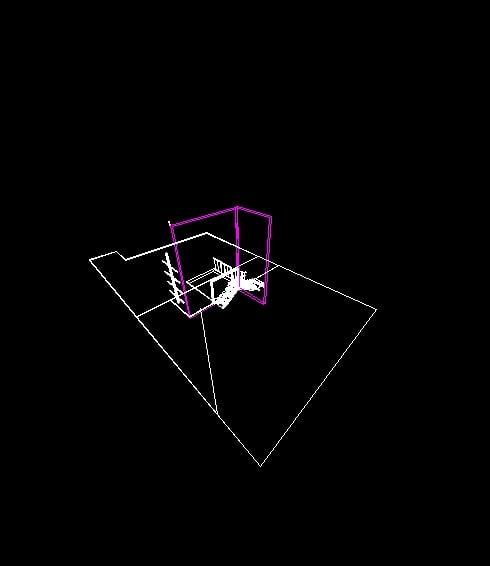 Descarga gratis escalera 3d planos y bloques en autocad for Escaleras 3d max