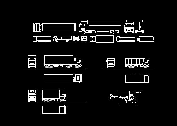 bloques camiones