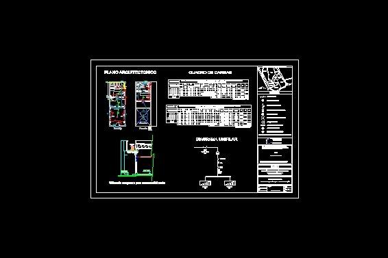 Proyecto Eléctrico Comercial
