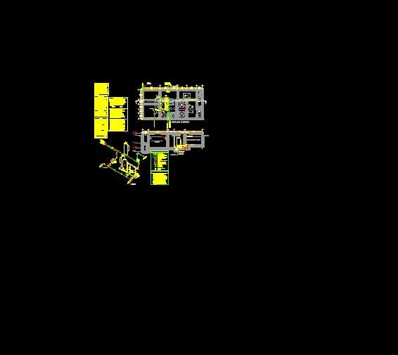 Isometrico Hidroneumatico Duplex