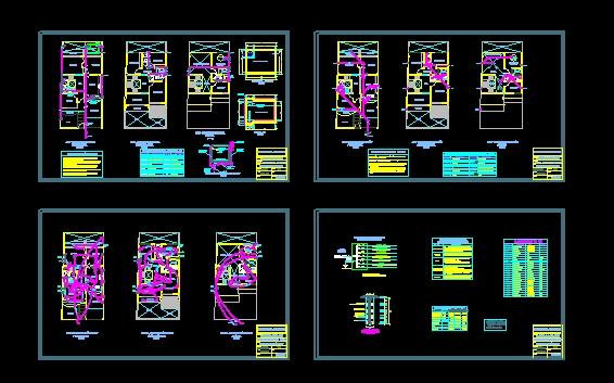 Instalacion Electrica Y Sanitaria