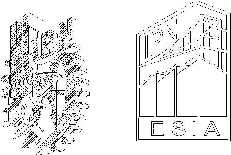 Logo IPN y Esia