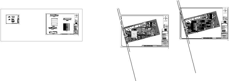 pasillos y plaza
