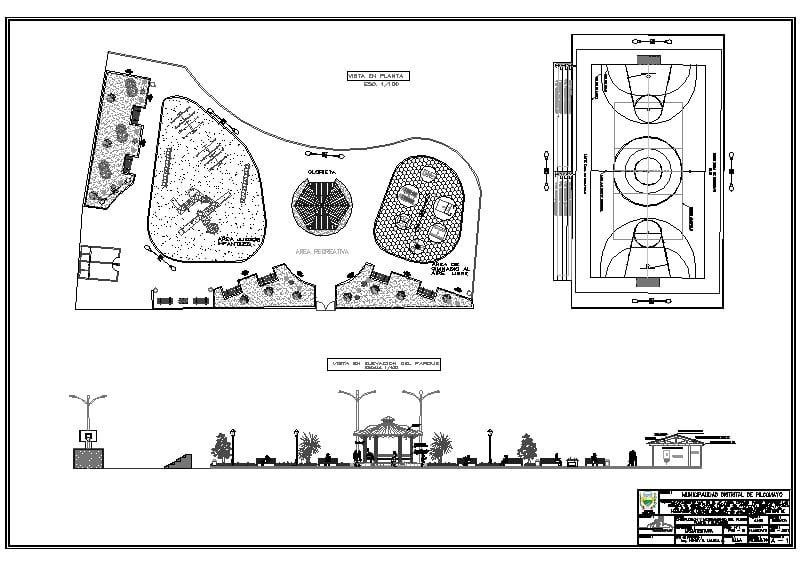 planos de parques