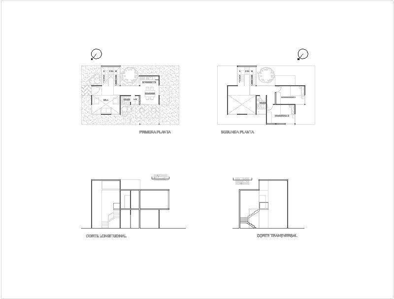 Plano Casa Modulada