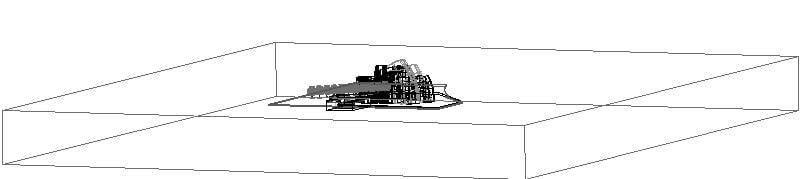 Chiesa Dives in Misericordia di Richard Meier (Roma)-0.dwg