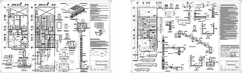 Estructura De Casa HabitaciÓn