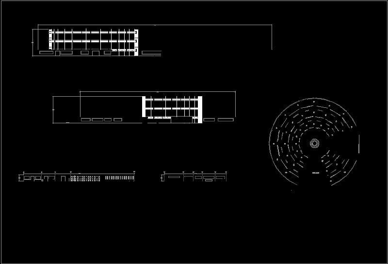 planos de una prisión