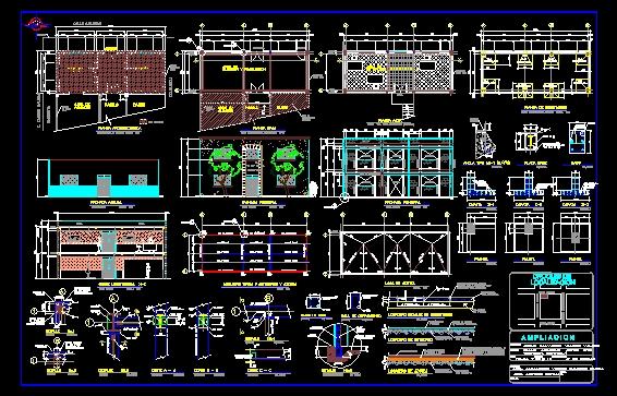 Planos de Estacionamientos  Descarga GRATIS de planos archivos y