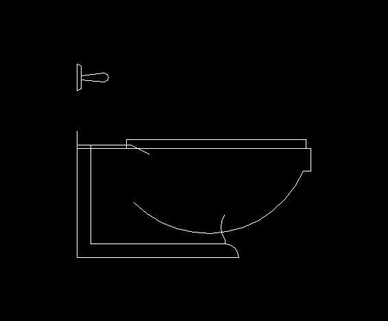 Descarga gratis bloques planos y bloques en autocad for Bidet bloque autocad