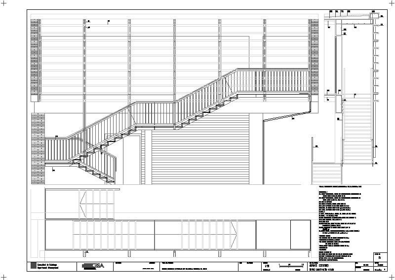escaleras bellaterra