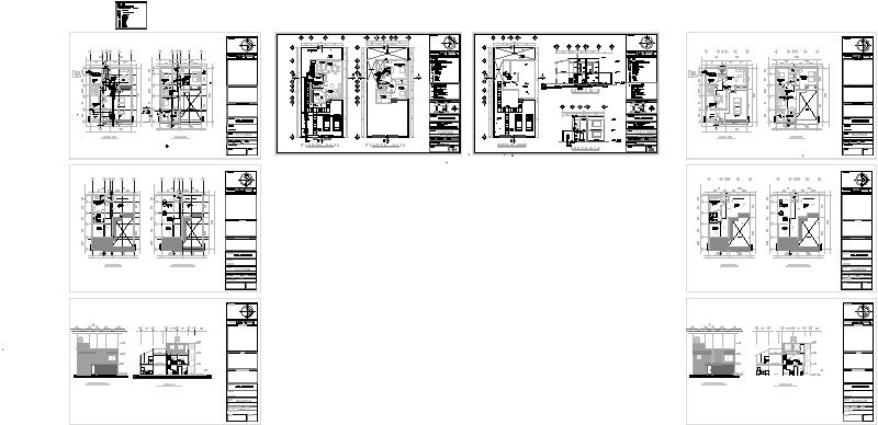 Planos de Casa Laurence