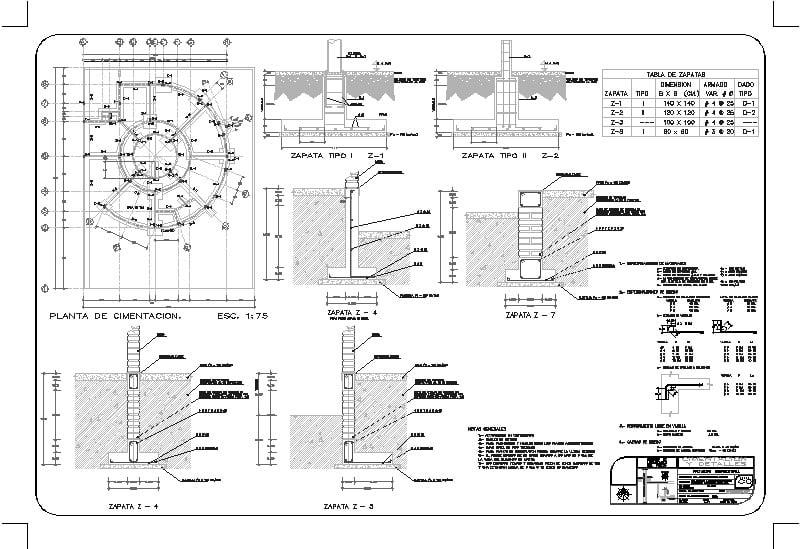 estructural cass circular