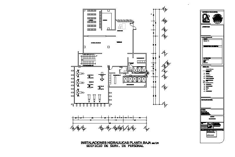planos hidraulicos