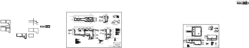 plano planta de tratamiento