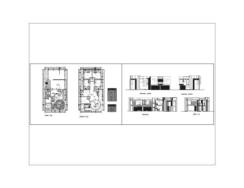 Casa habitación 2 niveles